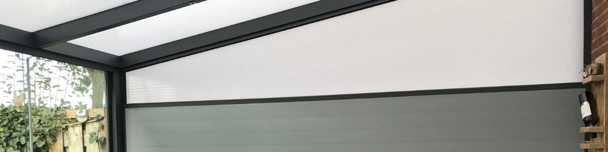 Zijwand-spie-polycarbonaat