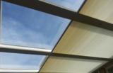 veranda zonwering crème 0-80 cm